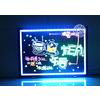 供应2012投资创业好项目,首选LED手写电子荧光板!