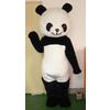 供应行走人偶服装,卡通服饰,公仔演出衣服熊猫