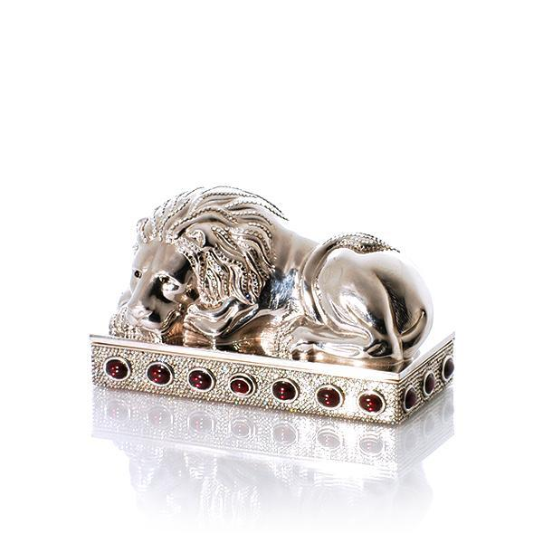 供应狮子摆件/艺术品 360产品展示