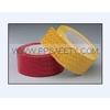 供应博尔杰警示胶带高亮晶格反光胶带-红色