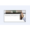 供应博尔杰管道信息标识管道标识模板-水