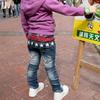 供应天海童装新年巨献|加厚 加绒 双层中童儿童牛仔裤