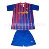 批发供应2011-2012赛季巴塞罗那足球服/巴萨队服