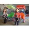 供应机器人黄包车,电动动物,儿童蹦极跳床