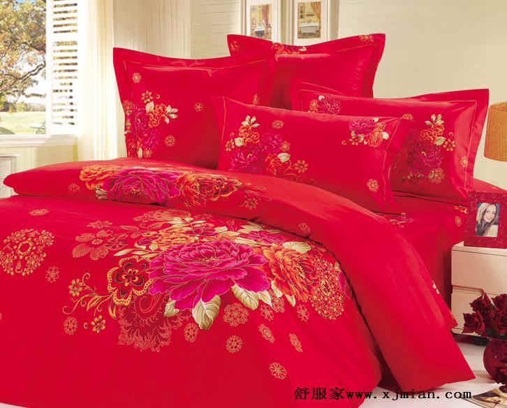 供应棉花被 舒服家棉被 双人春秋被 新疆一级长绒棉