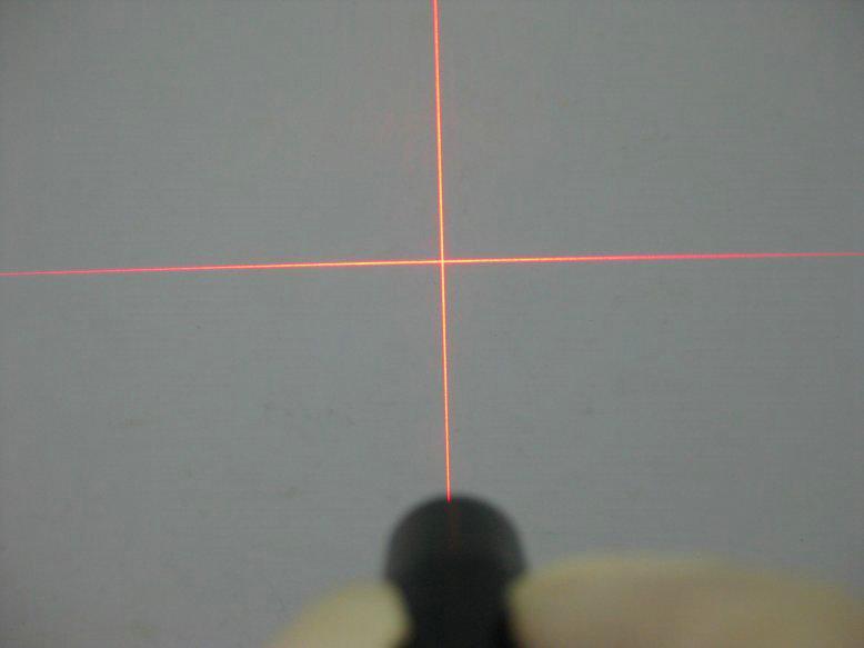 供应十字线定位灯,柳州木工机械专用红外线标线