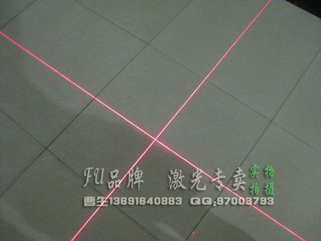 供应高亮一字十字线红外线激光标线器