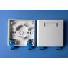 供应双口光纤面板盒,SC光纤盒,FC光纤盒,LC光纤盒