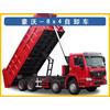 供应2012最新款豪沃自卸车
