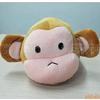 供应批发订做毛绒纸巾筒猴子纸巾筒
