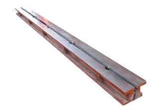 供应--兴科--铸铁地轨2000、3000、4000mm