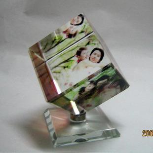 供应水晶照片,浦江水晶批发,水晶半成品,浦江水晶厂