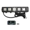 供应220V转USB充电排插