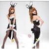 百变魔术师燕尾兔女服 性感兔女郎 夜店场DS演出服 舞台装