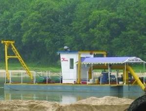供应钻探式抽沙船 抽沙设备 挖沙设备