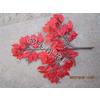 供应仿真红色榕树叶子,仿真红色榕树枝,仿真树枝,仿真枝条,仿真榕树叶,仿真植物
