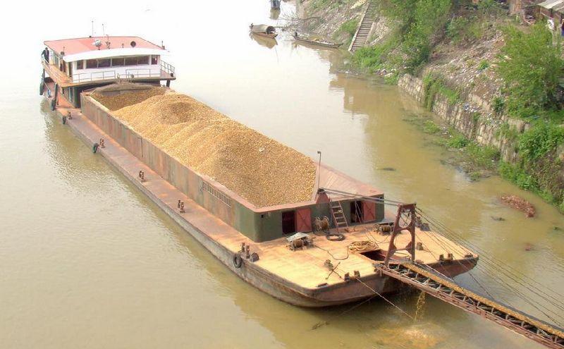 供应30立方运输船 皮带式运输船