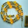 供应黄色珍珠led灯串