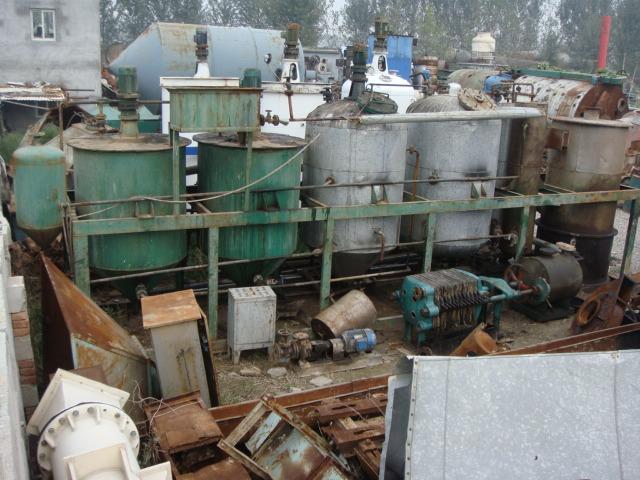 供应二手精炼油设备、油脂分离设备