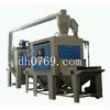 供应DHK1200-12输送式自动喷砂机