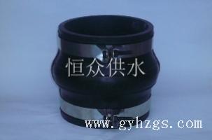 供应卡箍式可曲挠橡胶接头HZ可曲挠橡胶接头的价格排列