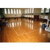 供应高品质体育馆运动木地板铺设