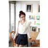飞海伦 2012新款 韩版 百搭女装纯色显瘦淑女半身裙024