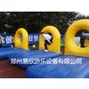 供应趣味运动玩具超级充气障碍户外竞技赛大学运动会项目