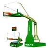供应佛山清远江门中山户外室内电动液压式移动钢化玻璃篮球架