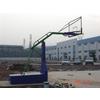 供应佛山清远江门中山户外室内箱式移动钢化玻璃篮球架