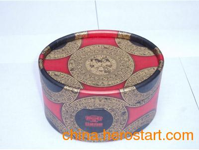 供应广东月饼纸罐包装