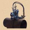 供应火焰管道切割机 手摇管道切割机CG2-11Y