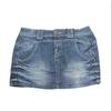 批发最新潮流时尚女式牛仔短裙810224712