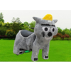 供应儿童电动玩具车 毛绒动物电瓶车 毛绒电动玩具车 电动玩具车