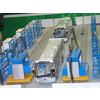 供应自动更换电动汽车电池机器人