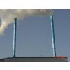 厂家直销耐高温玻璃钢烟囱、脱硫除尘器feflaewafe