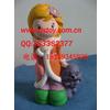 陶瓷彩绘DIY玩具批发价格、陶瓷手绘娃娃、陶瓷涂色娃娃、供应陶瓷手工涂色娃娃