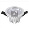 供应LED最新款压铸筒灯 LED白色压铸筒灯 筒灯配件 压铸筒灯外壳5寸