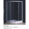供应简易淋浴房HTB-204
