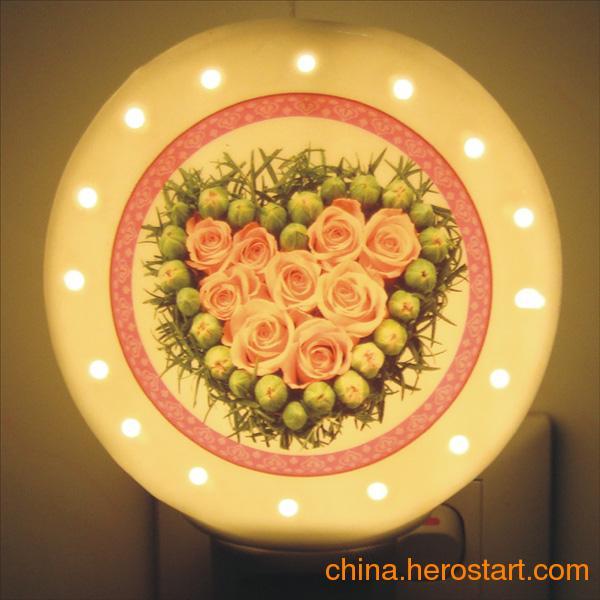 供应琳琅小夜灯香薰陶瓷灯