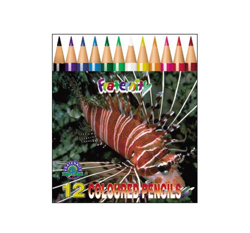 供给彩色铅笔