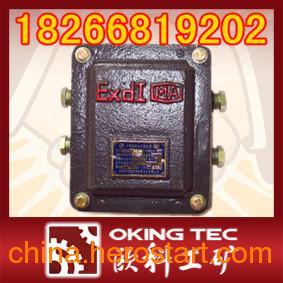 供应长期为您提供JHH-10型矿用本质安全电路用接线盒