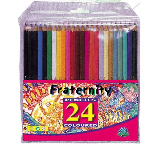 供给7303彩色铅笔