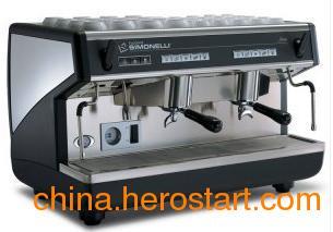 供应双头诺瓦意式半自动咖啡机