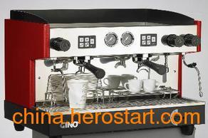 供应台湾进口吉諾GCM221半自动双头咖啡机