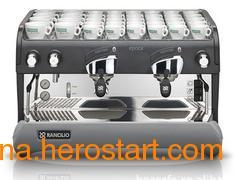 供应专业双头电控版半自动咖啡机