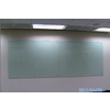 供应厂家直销 美观 耐用玻璃写字板 彩色玻璃白板
