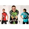 供应批发定制Spakct-新款骑行服短袖,骑行服套装定制,Team-red闪电骑行短裤定制加工