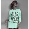 供应男女式T恤低价处理总量50000件全清 4.5元一件!