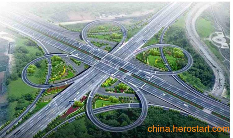 供应成都市三环路道路景观整治工程